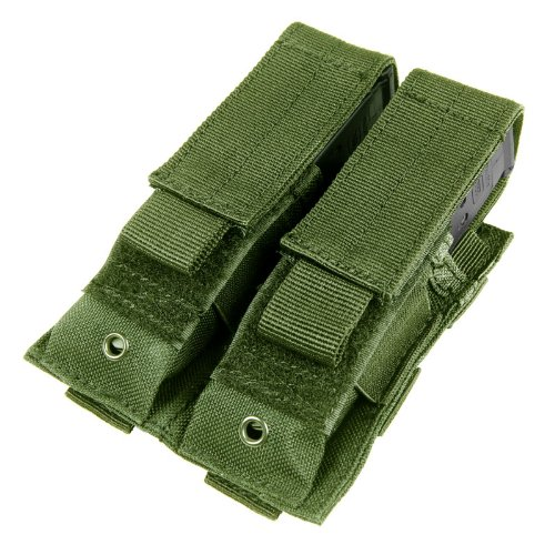 Double Ammo Pouch (Condor Double Pistol Mag Pouch (OliveDrab))