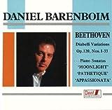 img - for Diabelli Variations Op. 120, Nos. 1-33 - Piano Sonatas Moonlight, Pathetique, Appassionata, book / textbook / text book