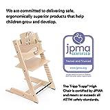 Tripp Trapp High Chair, White