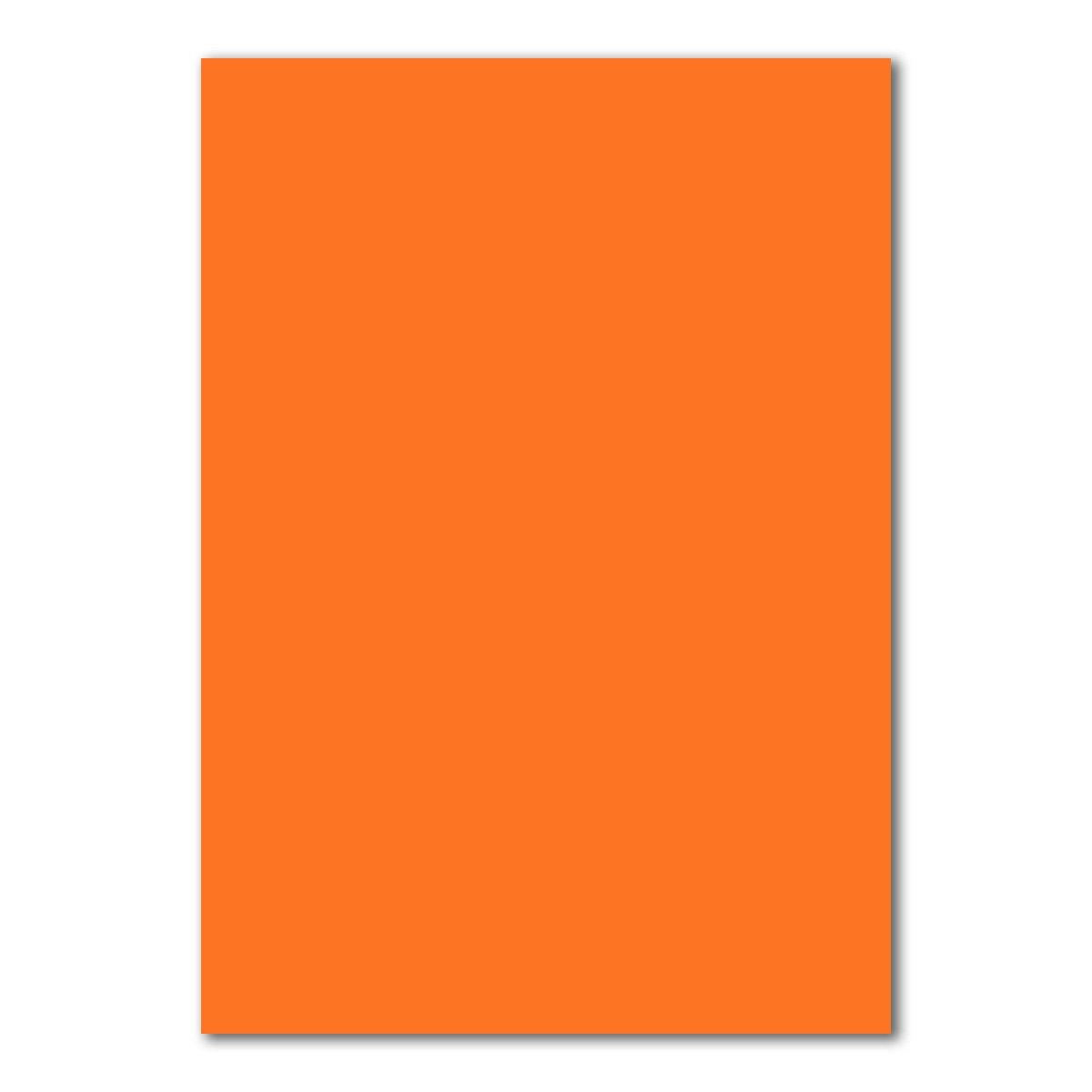 Gesamtparent FarbenFroh foglio in plano 50 Blatt 10-Hochwei/ß 160/g//m/² Foglio di carta DIN A4