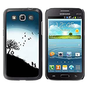 "Tony Diy ""Love Memories With You"" gAMtKcOxy0U Design case cover for Samsung Galaxy Win"