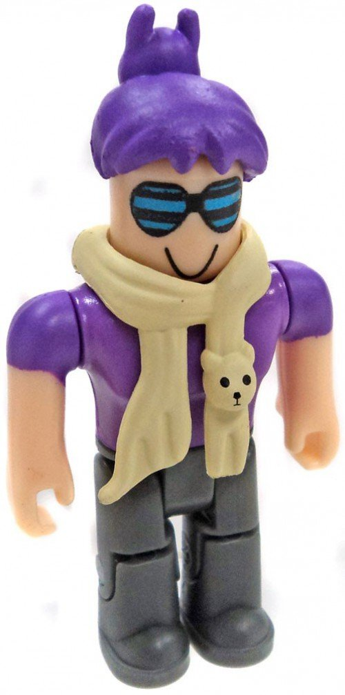Amazoncom Roblox Series 2 Brighteyes Action Figure Mystery Box