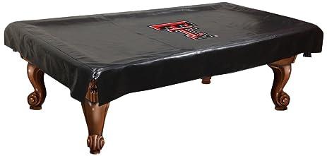 Texas Tech Red Raiders Billiard Table Cover 8