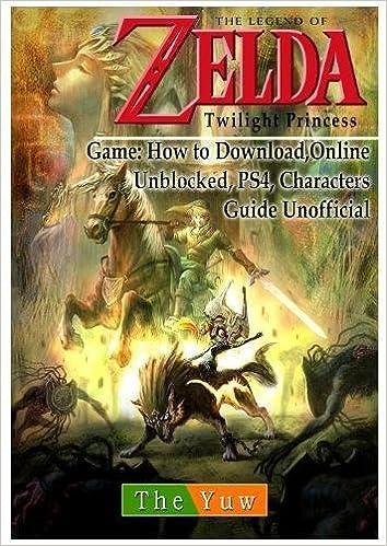 Legend of Zelda Twilight Princess Game: Wii, Gamecube, 3ds