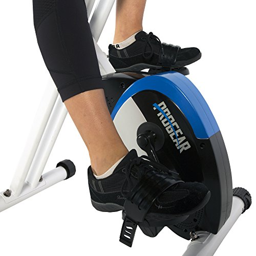 ProGear 225 Folding Magnetic Upright Exercise Bike with Heart Pulse by ProGear (Image #8)