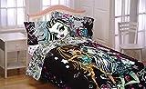Mattel Monster High Dolls Twin Sheet Set The In Crowd Frankie Stein Cotton Rich Bedding Accessories