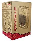 "(2) Rockville RPG15 15"" 2000w Active PA/DJ"