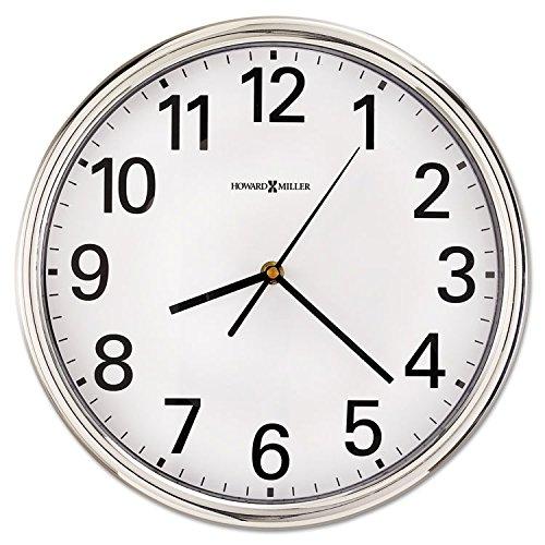 (Howard Miller 625561 Hamilton Wall Clock, 12