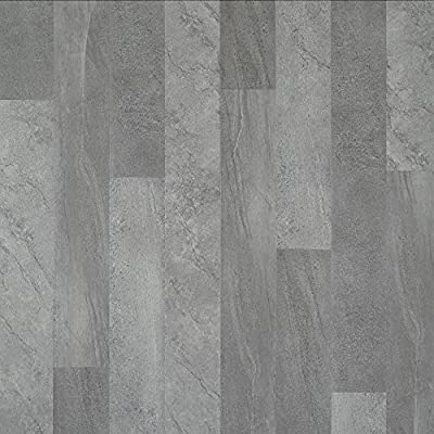 "Adura Max Meridian Steel 8mm x 6 x 48"" Engineered Vinyl Flooring SAMPLE"