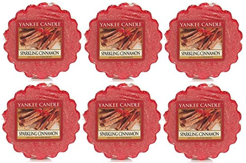 Yankee Candle Sparkling Cinnamon