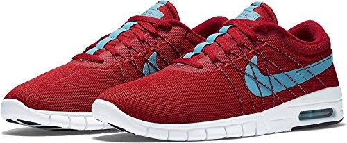 Nike Mens Koston Max Skate Shoe Università Rosso / Omega Blu-bianco