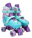 PlayWheels Disney Frozen Kids Rollerskate Size 1-4