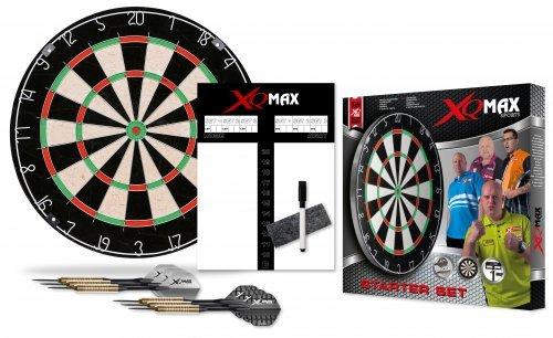 XQ-Max MvG Bristle Dart Board Classic Set tGBSUYbPYZ