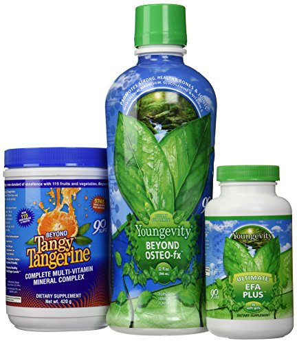 Youngevity HEALTHY START Pak (Best Life Insurance For Overweight)