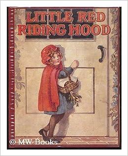 Little Red Riding Hood Retold Allen Bragdon Publishers Mother