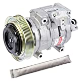 2012 Acura TSX A/C Compressors & Components - For Acura TL & TSX OEM AC Compressor w/A/C Drier - BuyAutoParts 60-88263R4 New