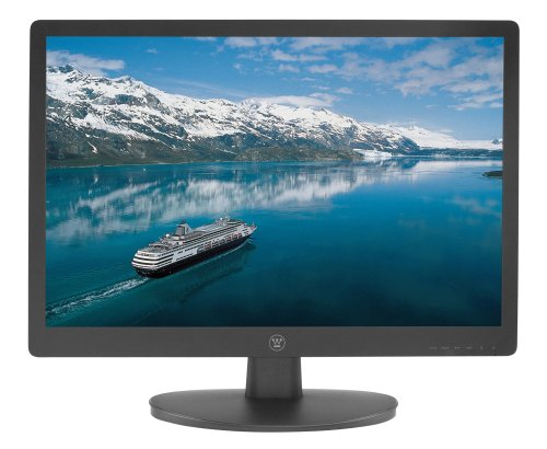 Westinghouse LCM-22W3 22-inch Widescreen LCD Monitor (Black) ()