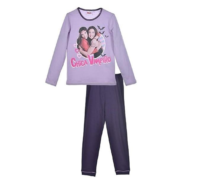 Pyjama Chica Vampiro - Violeta, 6 años