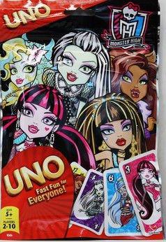 UNO - Monster High (Monster High Customs)
