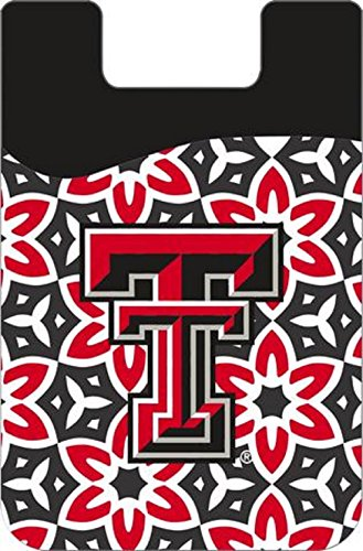Desden Texas Tech Red Raiders Cell Phone Card Holder or -