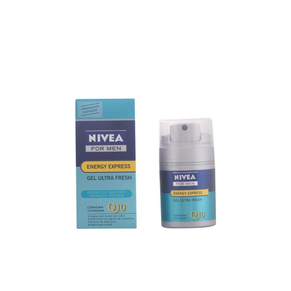 NIVEA MEN Q10 GEL ENERGY EXPRESS 50: Amazon.es: Salud y ...