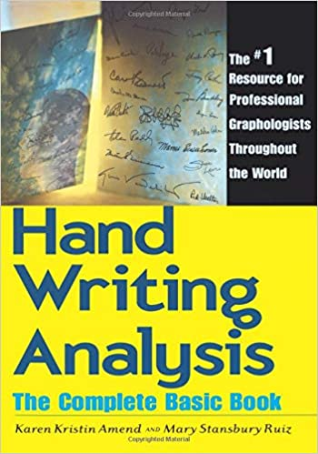 Graphology Pdf Books