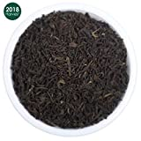 Premium Black Loose Leaf Darjeeling Tea | Pure, 2018 Prime Second Flush with Powerful Antioxidants | Brews the Perfect Probiotic Kombucha| Fillers, Gluten Free|Make 50 Cups (3.53 Ounces)