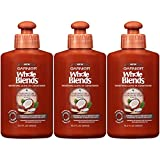 Garnier Hair Care Whole Blends Smoothing Leave-In Conditioner with Coconut Oil & Cocoa