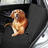 Yes Pets Quilted Bench Style Water-Proof Pet Car Seat Cover for Cars, Trucks and SUVs For Sale
