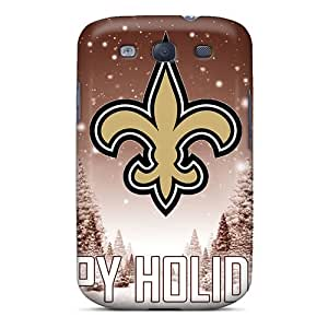 New Cute Funny New Orleans Saints Case Cover/ Galaxy S3 Case Cover