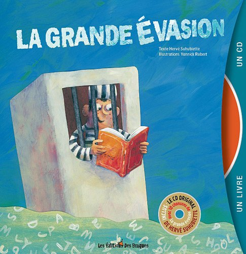 La grande évasion (1CD audio) (French Edition)