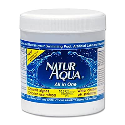 NaturAqua All in One Water Clarifier pH Stabilizer, 10.6 oz.