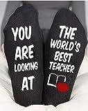 Teacher Socks Women's Men's Gift Unisex Birthday Gift