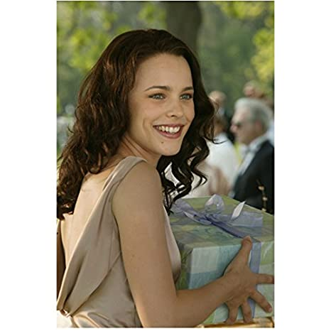 Rachel Mcadams Wedding Crashers.Wedding Crashers 8 Inch X 10 Inch Photo Rachel Mcadams Smiling