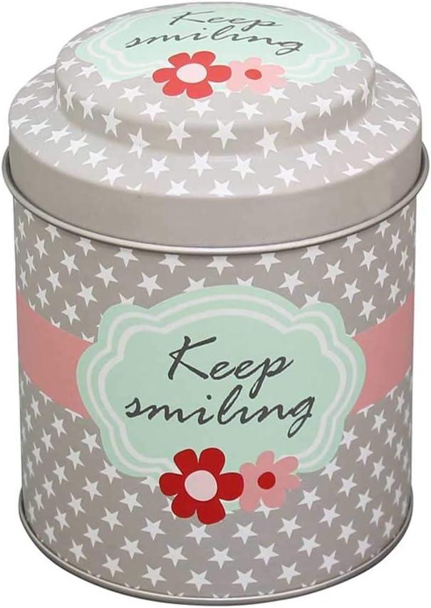 Krasilnikoff Tin Caja lata de té
