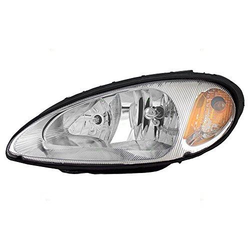 Drivers Headlight Headlamp Replacement for Chrysler 5288765AI AutoAndArt