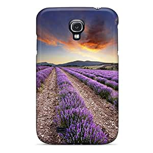 New Landscape Tpu Skin Case Compatible With Galaxy S4
