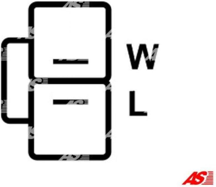 AS-PL A2003PR Alternator