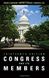 Congress and Its Members, Roger H. Davidson and Walter J. Oleszek, 1608716422