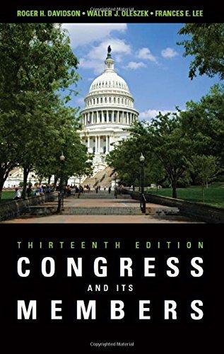 Congress+Its Members