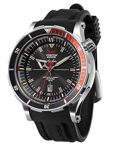 Vostok-Europe Anchar Men's Diver Watch NH35A-5105141