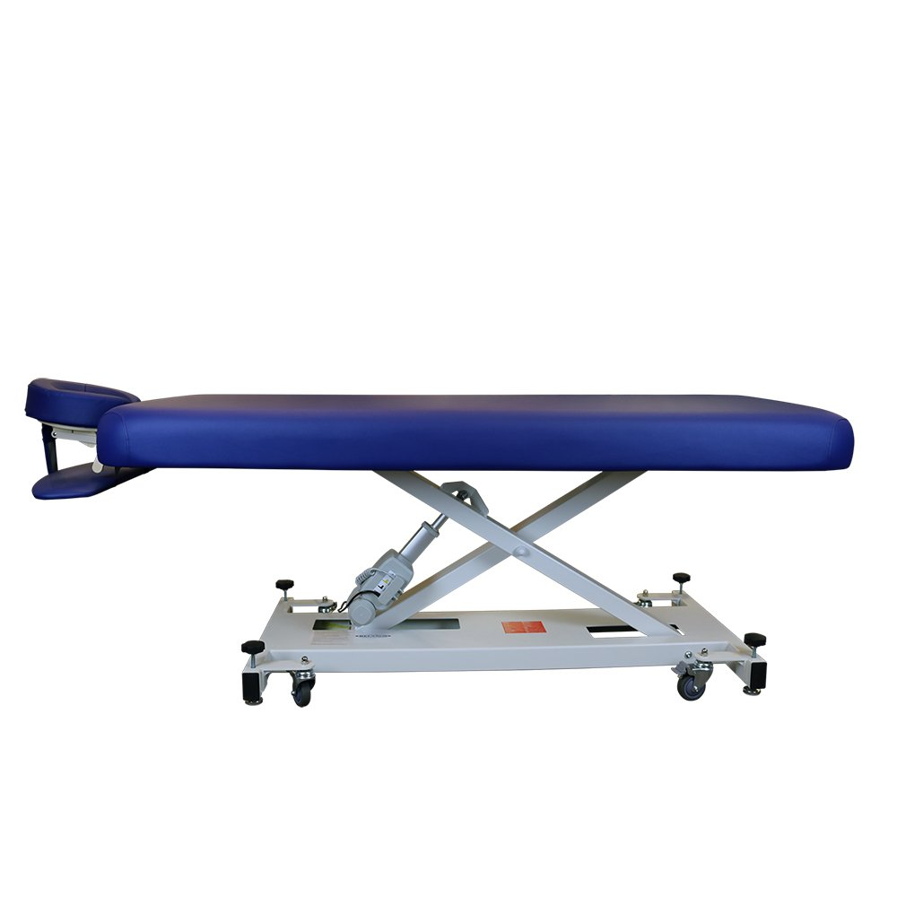 "Electric Massage Table, Length 84"" , Height Range: 20-38', Heavy Duty Steel Frame, Whisper Quiet Lift System, Lift capacity: 450lbs, Outstanding Performance, Durability & Comfort at Amazingly Low Price Height Range: 20-38 Relaxus"