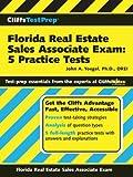 img - for CliffsTestPrep Florida Real Estate Sales Associate Exam: 5 Practice Tests Paperback   September 19, 2006 book / textbook / text book