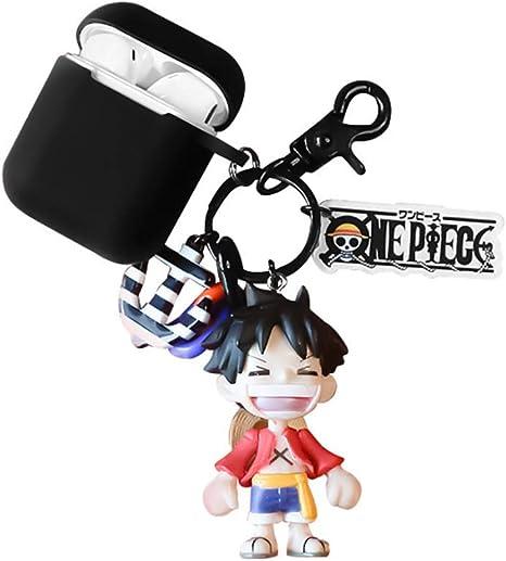 Amazon.com: Wildforlife Anime - Llavero con figura de Luffy ...