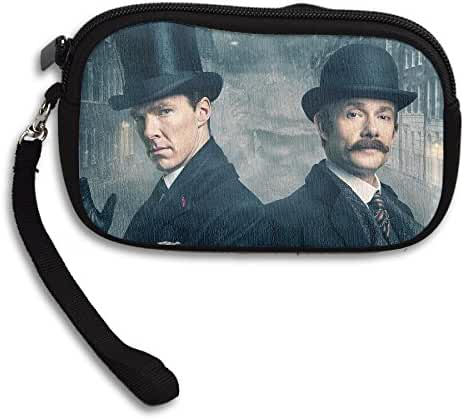 Sherlock Coin Purse Wallet Handbag