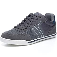 Liam Men's Fashion Sneakers By Alpine Swiss Our new Liam sneakers are the perfect cool and casual shoe. Lightly padded insoles will keep you comfortable all day while looking effortlessly stylish. Product Features: Stylish Nylon Upper with...