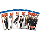 Chuck: The Complete Series (Seasons 1-5) [Blu-ray]