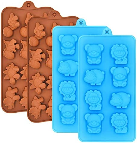 Chocolate Molds Candy Jelly Silicone product image
