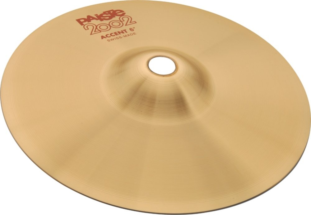 Paiste 2002 Accent Cymbal 4 in.