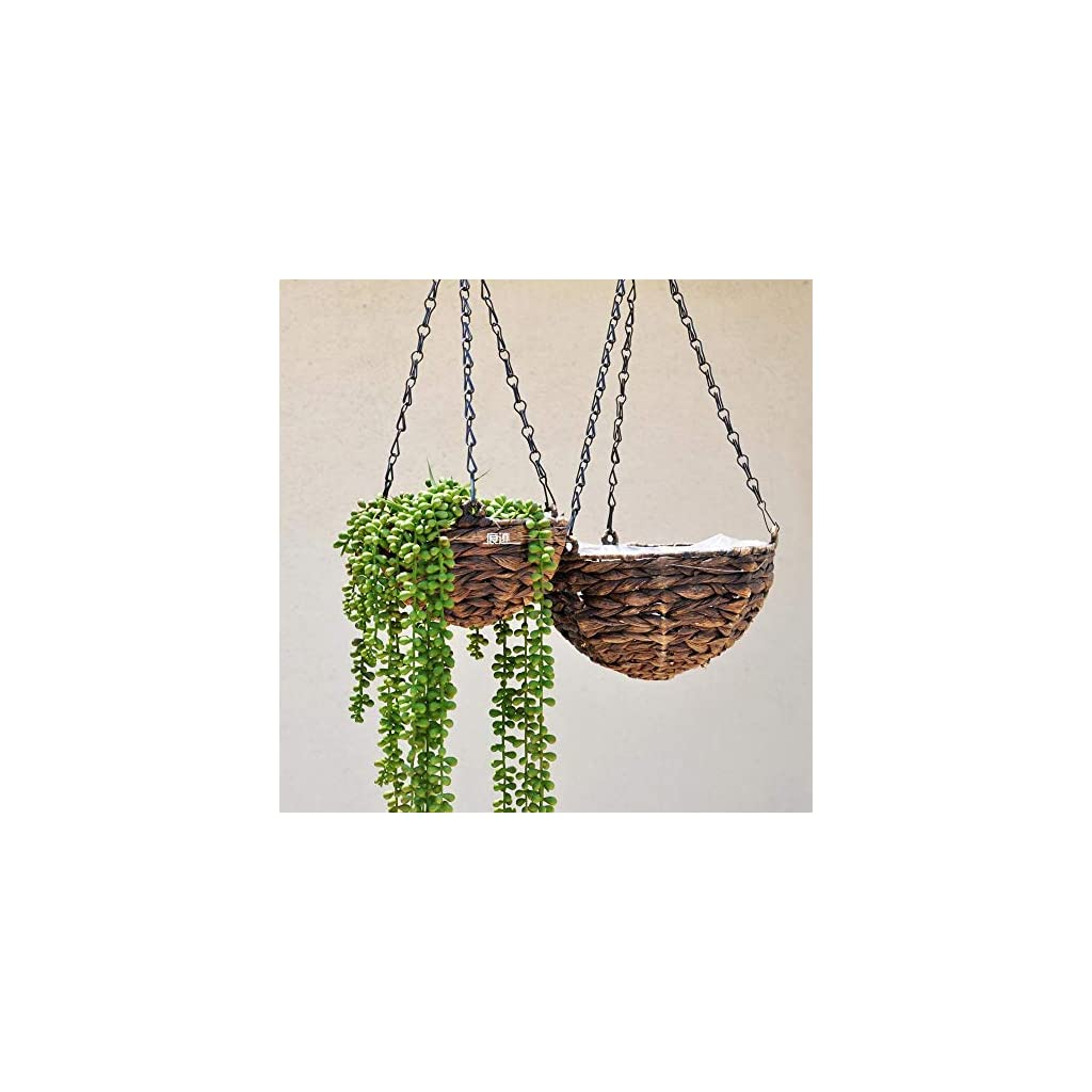 Artiflr-Artificial-Hanging-Plants-Fake-Succulents-String-of-Pearls-Fake-Hanging-Basketplant-Lovers-Tears-Succulent-Branch-for-Home-Kitchen-Office-Garden-Wedding-Decor